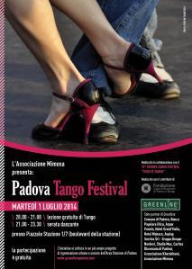 volantino tango