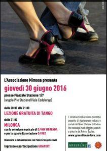 Tango Greenline 2016